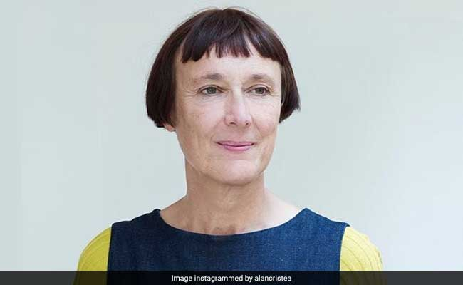 Cornelia Parker Named First Woman Election Artist In The UK