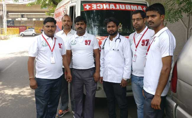 In Uttar Pradesh, Where Father Carried Son's Body, Ambulances For Cows