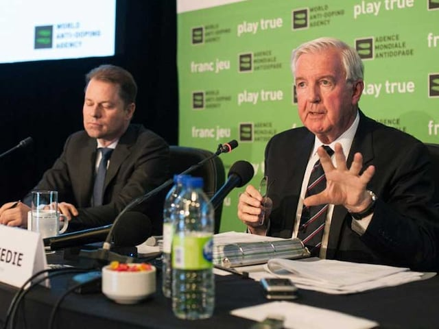 WADA Could Lift Russias Anti-Doping Suspension
