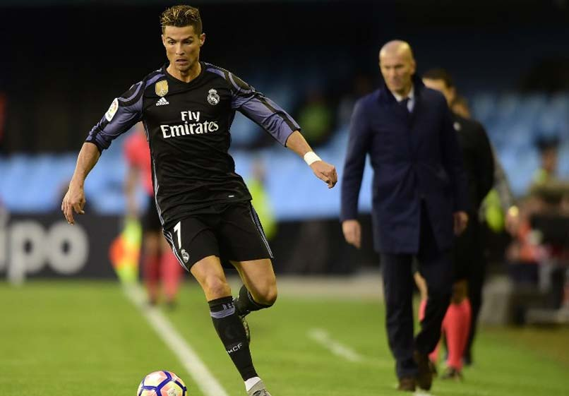 La Liga: Cristiano Ronaldo's Double Puts Real Madrid On Verge Of Title