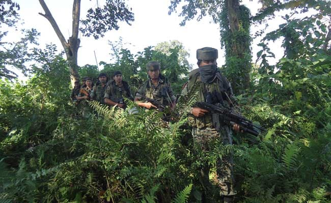 Central Reserve Police Force Officer Killed In Gunfight With Maoists