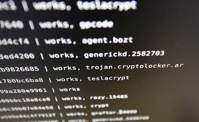 'International Attack': 'Ransomware' Cripples Computers Worldwide