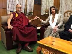 As Donald Trump Eyes Warmer Ties With China, US Lawmakers Meet Dalai Lama