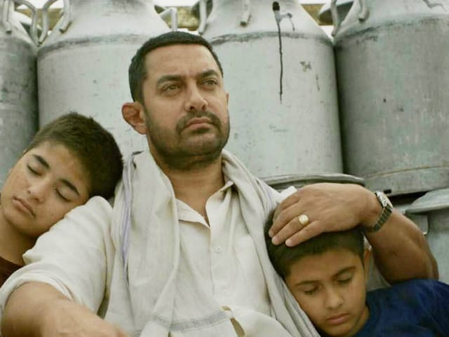 Aamir Khan's <I>Dangal</i> Is Making Crore After Crore In China Box Office