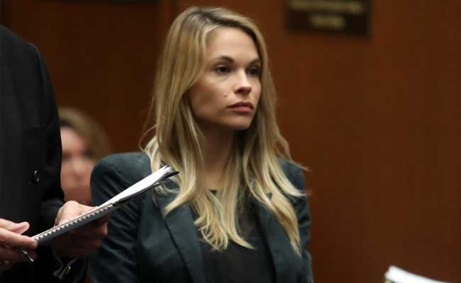 Former Playmate Sentenced For Snapchat Body-Shaming Of Naked Woman At Gym