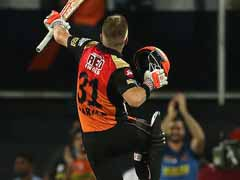 IPL 2017: Riding On David Warner's Century, Sunrisers Hyderabad Beat Kolkata Knight Riders By 48 Runs