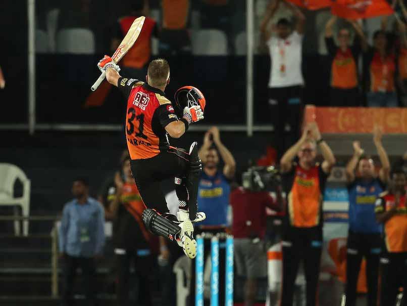 IPL 2017: Riding On David Warners Century, Sunrisers Hyderabad Beat Kolkata Knight Riders By 48 Runs