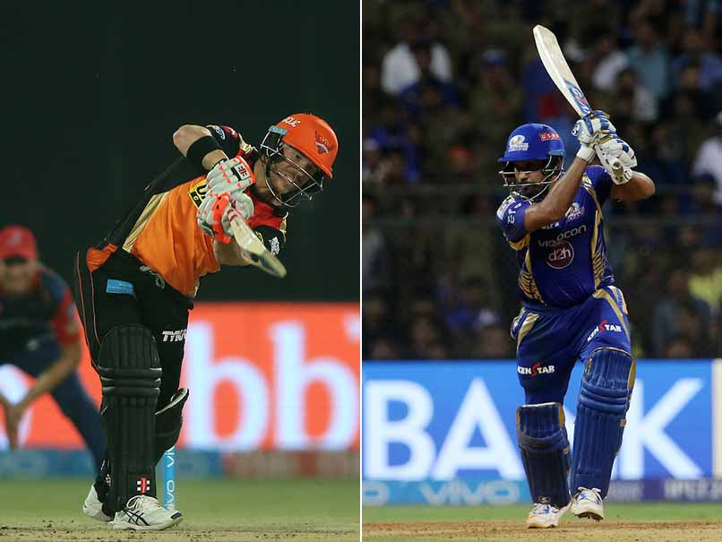 IPL 2017, Preview, SRH Vs MI: Tough Task Ahead For Hyderabad As They Take On Table-Toppers Mumbai
