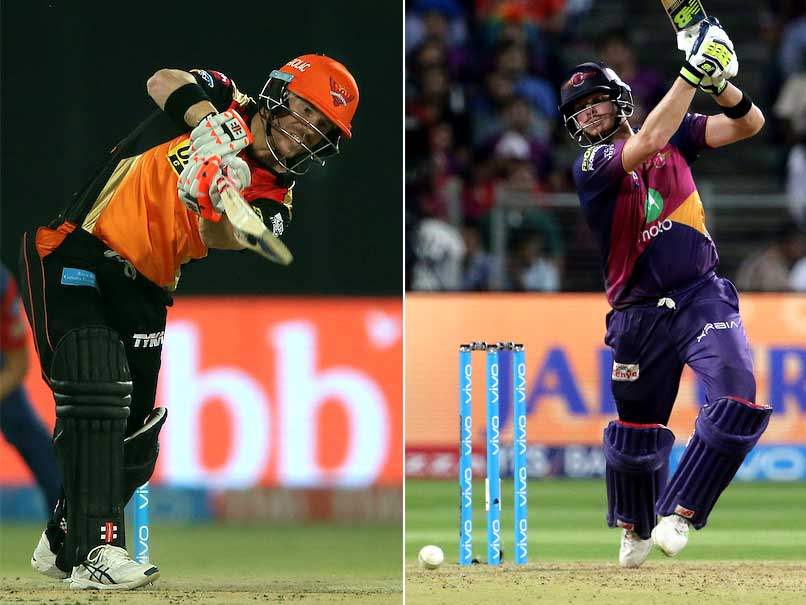 IPL 2017, Preview, SRH Vs RPS: Hyderabad Aim To Halt Rampaging Pune