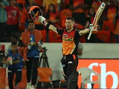 WATCH: David Warner Scores Ton in 11th Over, Destroys Kolkata Bowling