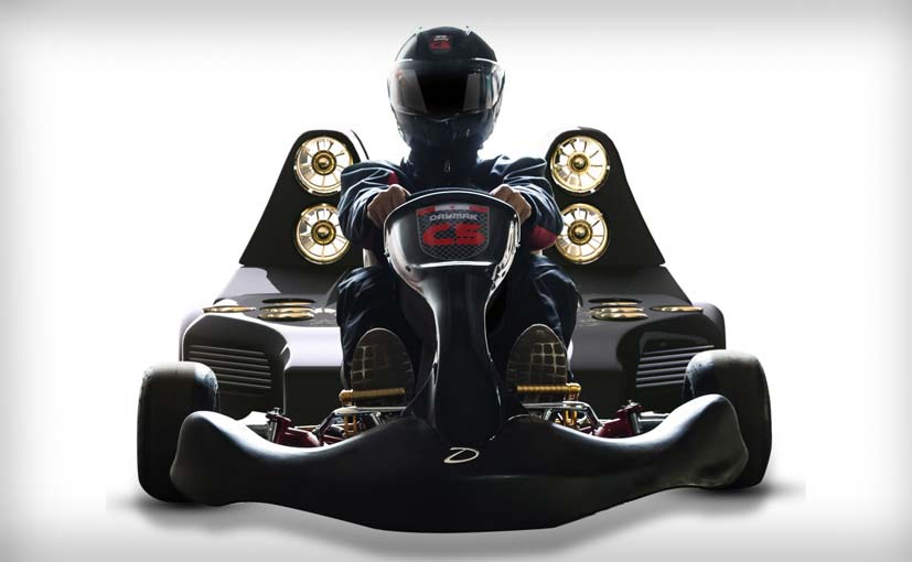 Here's An Electric Go Kart That Promises To Do 0 to 100 Kmph In 1.5 Seconds