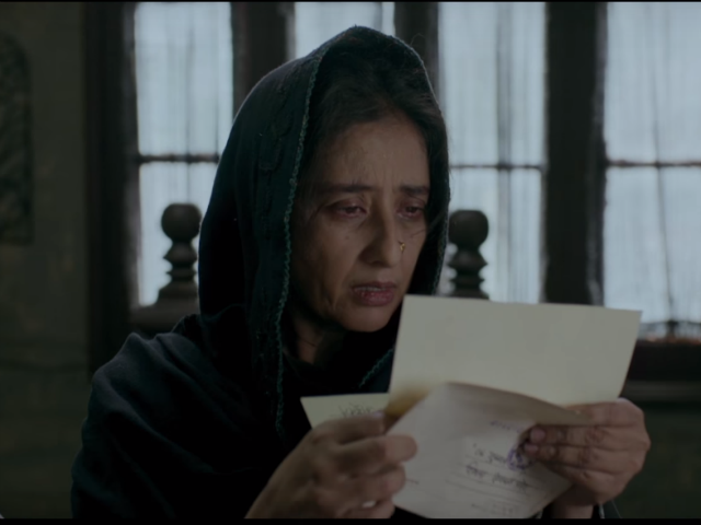 Dear Maya Trailer: Manisha Koirala Plays A Lonely Woman In Search Of Love