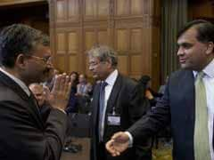 <i>Namaste</i>, Not Handshake As Indian Diplomat Snubs Pak Official At UN Court