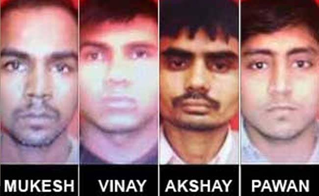 Nirbhaya Gang-Rape Convicts In 'Depression', Lawyers Want Review