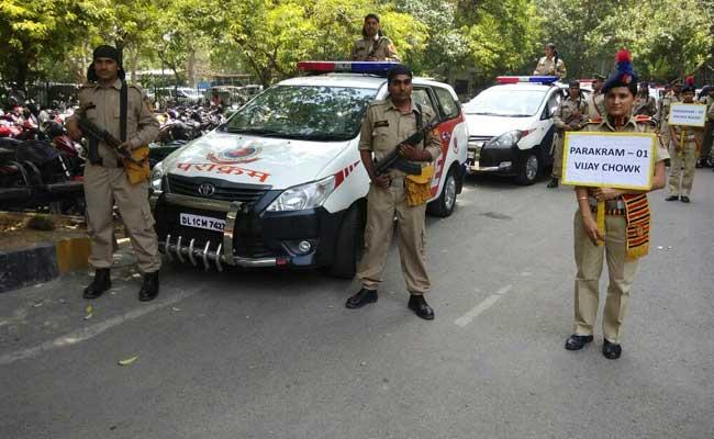 जेएनयू छात्रा की शिकायत पर कार्रवाई नहीं करने पर पुलिसकर्मी निलंबित