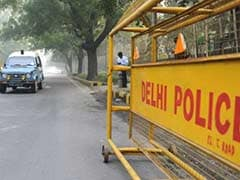 No Pollution Certificate. Delhi Sub-Divisional Magistrate's Car Fined