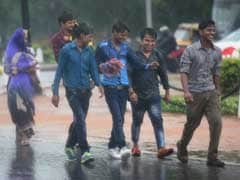 As Heavy Rain Awash Delhi, Twitteratti Share Their Waterlogging Tales
