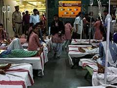 Gas Leak Near South Delhi Schools Sends 475 Girls To Hospital: 10 Points