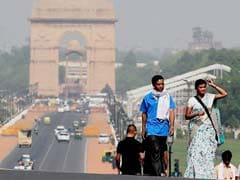 Delhi Records Hottest Day Of Season At 44.1 Celsius