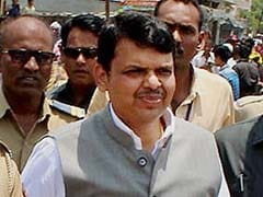 "Devendra Fadnavis Slams Opposition Over ""Crocodile Tears"" For Farmers"