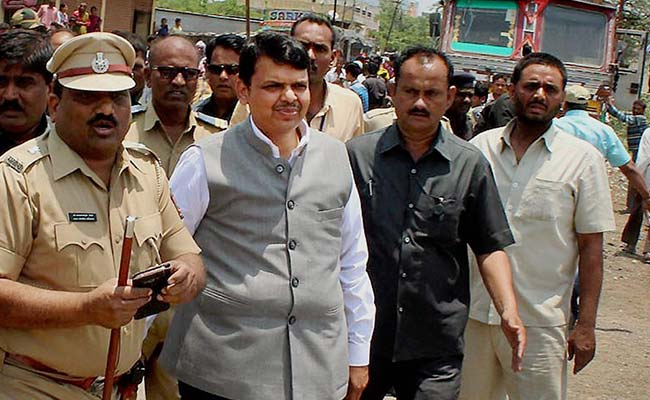 'Voting For Shiv Sena Is Like Bringing Congress Back To Power': Devendra Fadnavis