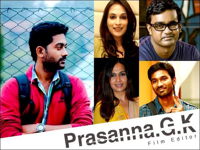 Editor Gk Prasanna