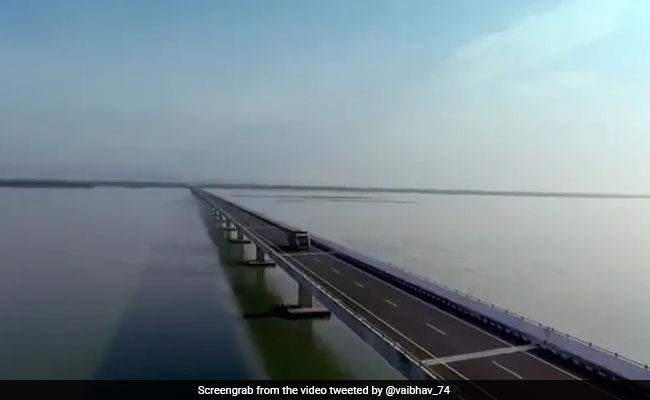 India's Longest Bridge, Built For Tanks, To Open In Assam Today: 10 Facts