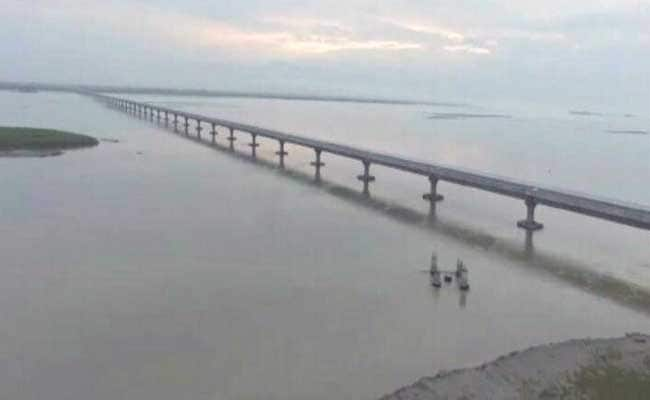 Bhupen Hazarika Dhola-Sadiya Bridge: China Warns India After PM Modi Launched Assam-Arunachal Bridge