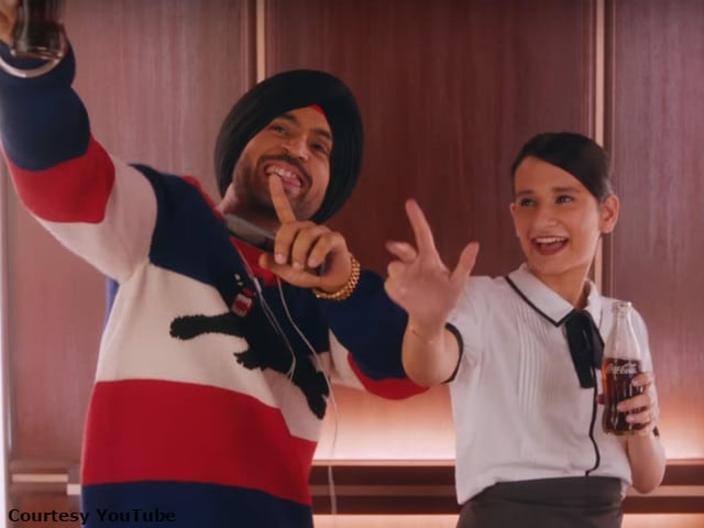 Diljit Dosanjh Is 'Being Loved To The Next Level' For His Crazy Bhangra