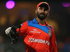 ICC Champions Trophy 2017: Dinesh Karthik Replaces Injured Manish Pandey In India Squad