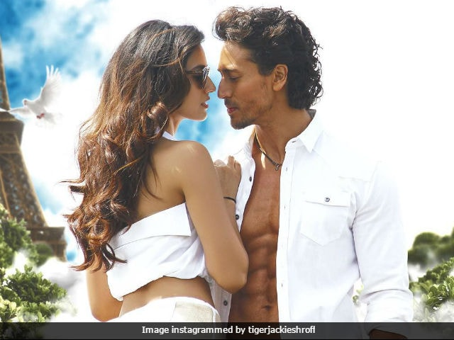 Baaghi 2: Disha Patani Likely To Co-Star Opposite Rumoured Boyfriend Tiger Shroff