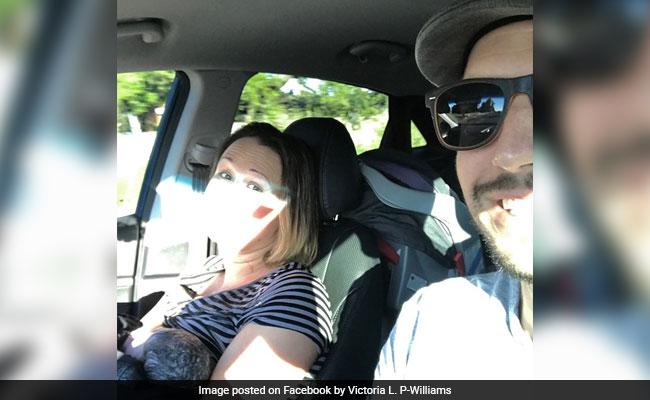 ...जब महिला डॉक्टर ने चलती कार में अपने बच्चे को दिया जन्म