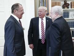Trump Revealed Highly Classified Information To Russian Foreign Minister, Ambassador
