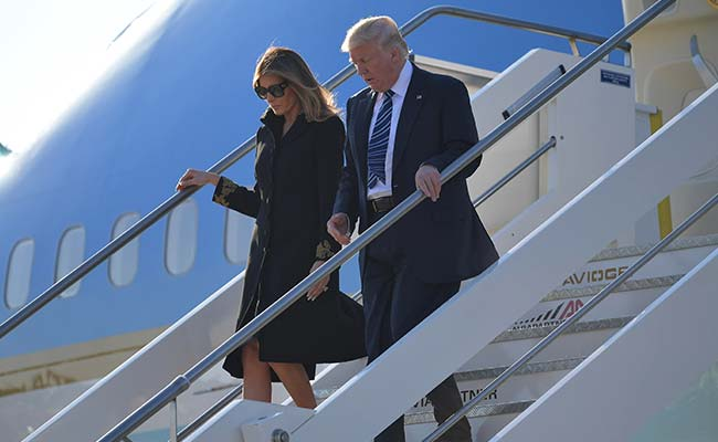 Gloves Off As US President Donald Trump Heads To Vatican