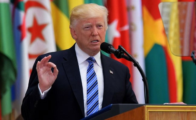 Donald Trump Threatens To Prosecute Those Responsible For Manchester Attack Intel Leaks