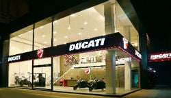 Ducati Opens New Dealership In Kochi