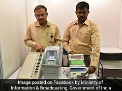 Election Commission's EVM 'Challenge' Next Month. Conditions Apply: 10 Facts