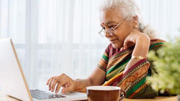 Dizziness in Elderly May Be Treated with Interactive Website