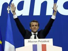 इमैनुअल मैकरॉन होंगे फ्रांस के नए राष्ट्रपति, दुनिया भर से नेताओं ने दी बधाई