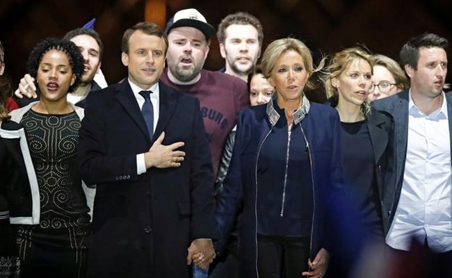 Former Drama Teacher Brigitte Macron Seeks New Role As French First Lady