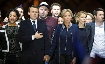 Former Drama Teacher Brigitte Macron Seeks New Role As French First Lady
