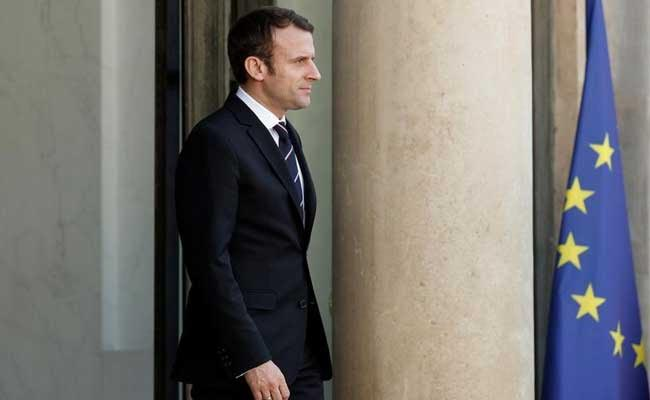 France's Emmanuel Macron Mixes Political Shades In Ministerial Appointments