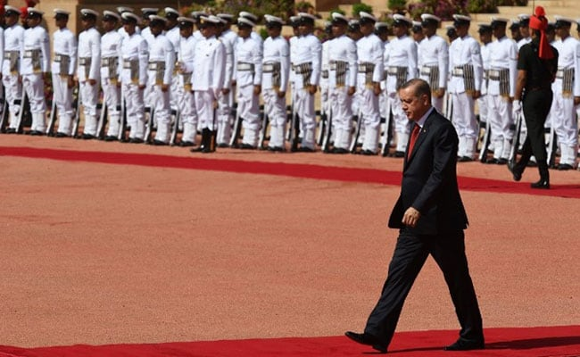 erdogan in india afp