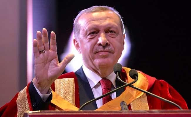 Recep Tayyip Erdogan Rejoins Turkey Ruling Party After Near 3-Year Absence