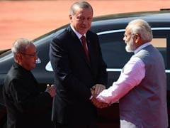 In India, Turkish President's Controversial Kashmir Comment