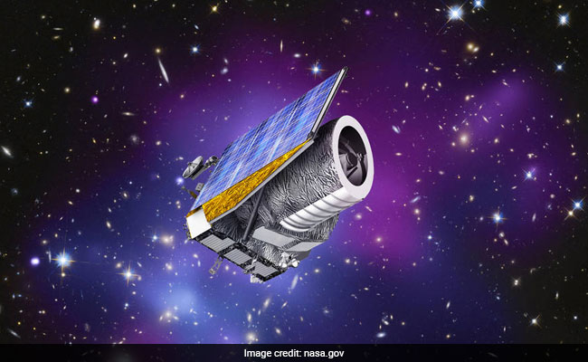 European Space Agency's Mission To Map Dark Energy Gets Detectors From NASA