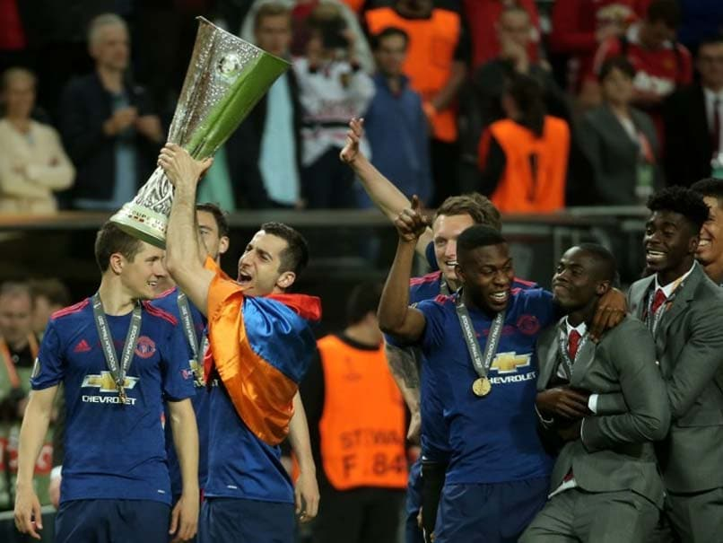 Paul Pogba Sends Grieving Manchester United To Emotional Europa League Triumph