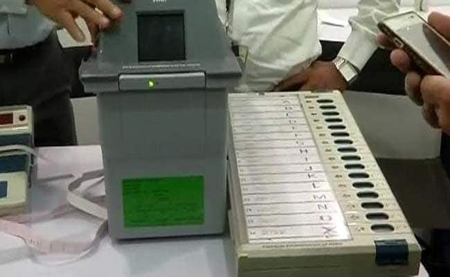 Only NCP To Take Part In EVM Hacking Challenge: Election Commission