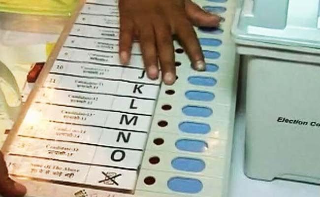Amid EVMs (Vote Machines) Controversy, Election Commission's Demo Today