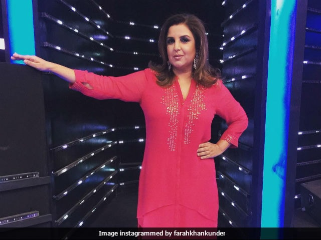 What Farah Khan Has Learnt In The 25 Years Since She Choreographed Pehla Nasha